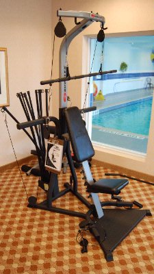 Fitness Center Available 6 of 10