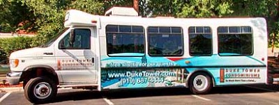 We Offer A 24-Hour Shuttle To Duke University And Medical Center 9 of 11