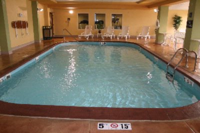 Newly Renovated Indoor Pool 4 of 5