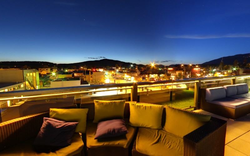 Take In The Sites From Our Rooftop Patio 5 of 5
