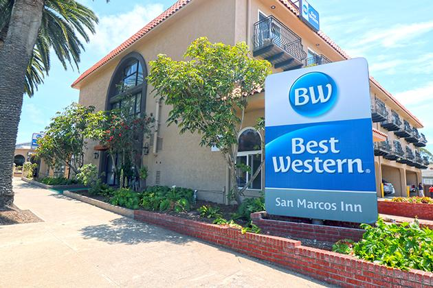 Best Western San Marcos Inn 1 of 11