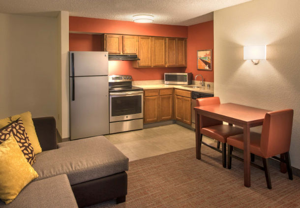 Suite Kitchenette 10 of 11
