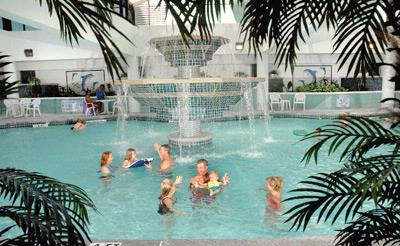 Indoor & Outdoor Pools 8 of 12