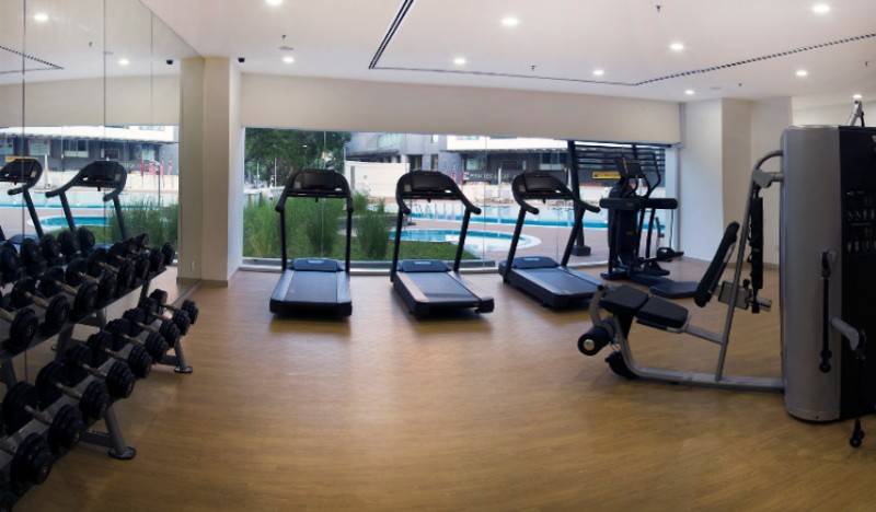 The Fitness Centre By Oakwood 8 of 9