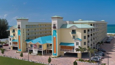 Treasure Island\'s Only All-Suite Beachfront Resort! 3 of 11