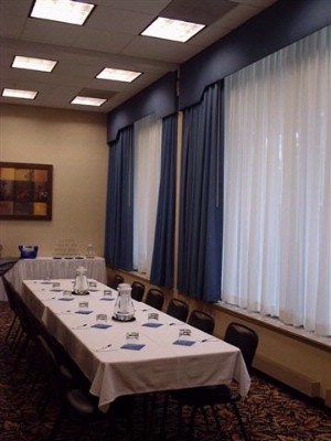 Lobby Meeting Room Can Be Configured For A Small Meeting Or A Welcoming Hospitality Suite 11 of 15