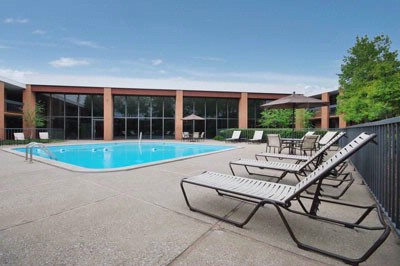 Outdoor Pool With Sundeck 18 of 21