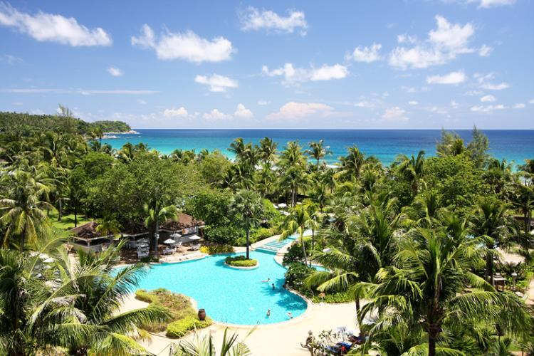 Map Attractions For Thavorn Palm Beach Resort Phuket