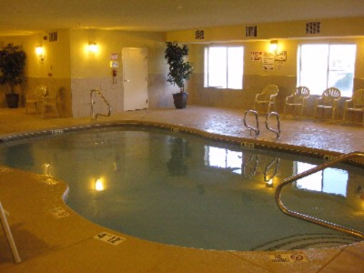 Indoor Pool 3 of 8