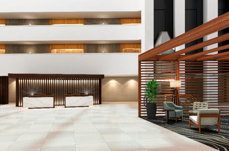 Front Lobby 4 of 11