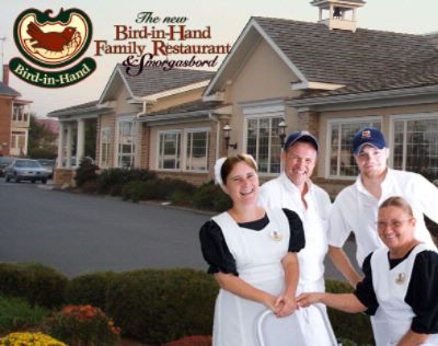 Bird-in-hand Family Restaurant Located On Property 7 of 11