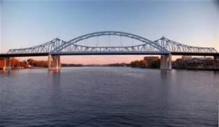 Mississippi River & Bridge 6 of 6