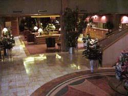 Howard Johnson Plaza Lobby