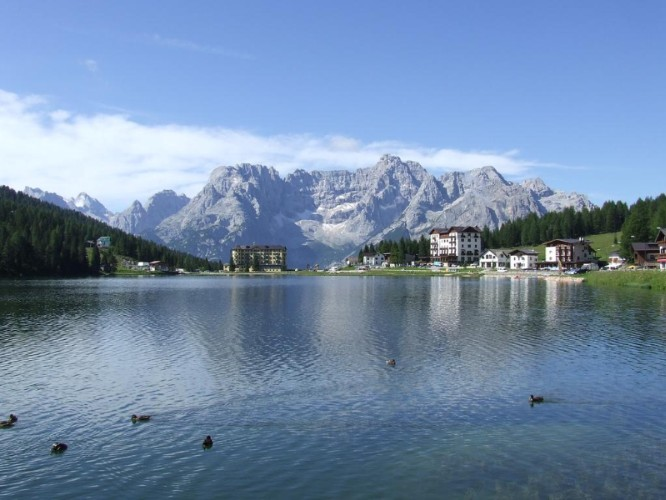 Lago Di Misurina 3 of 21