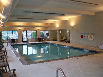 Take A Dip In Our Indoor Salt Water Pool 9 of 15