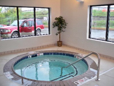 Relax In Our Indoor Salt Water Whirlpool 10 of 15