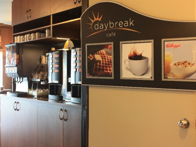 Juice And Coffee Station 24 Hours Free Of Charge 5 of 11