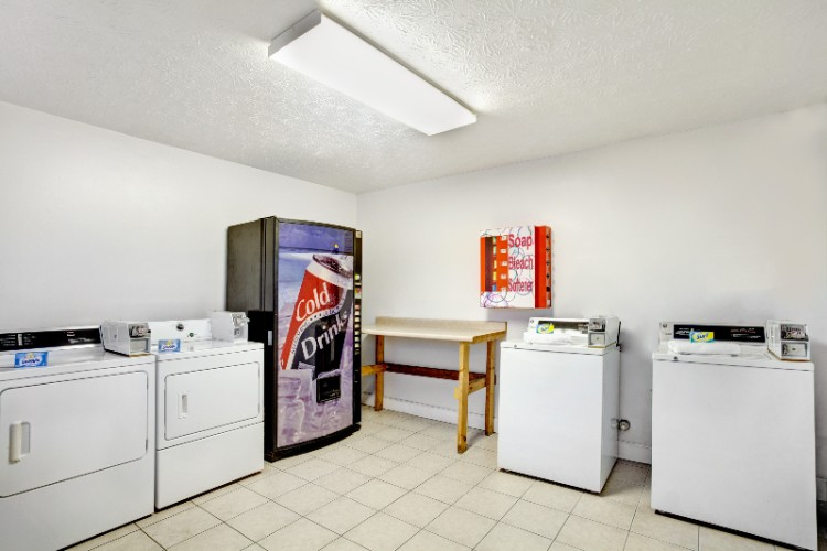 Guest Laundry And Vending Area 12 of 12