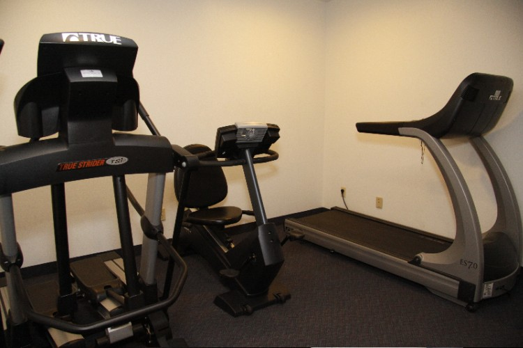Fitness Area 7 of 8