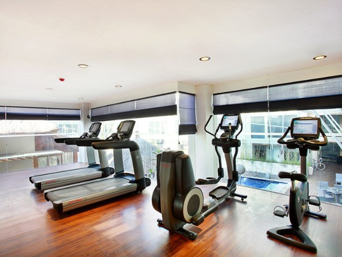 Fitness Center (Complimentary Facilities) 8 of 14