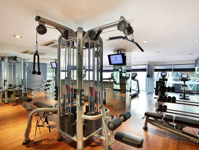 Fitness Center (Complimentary Facilities) 9 of 14