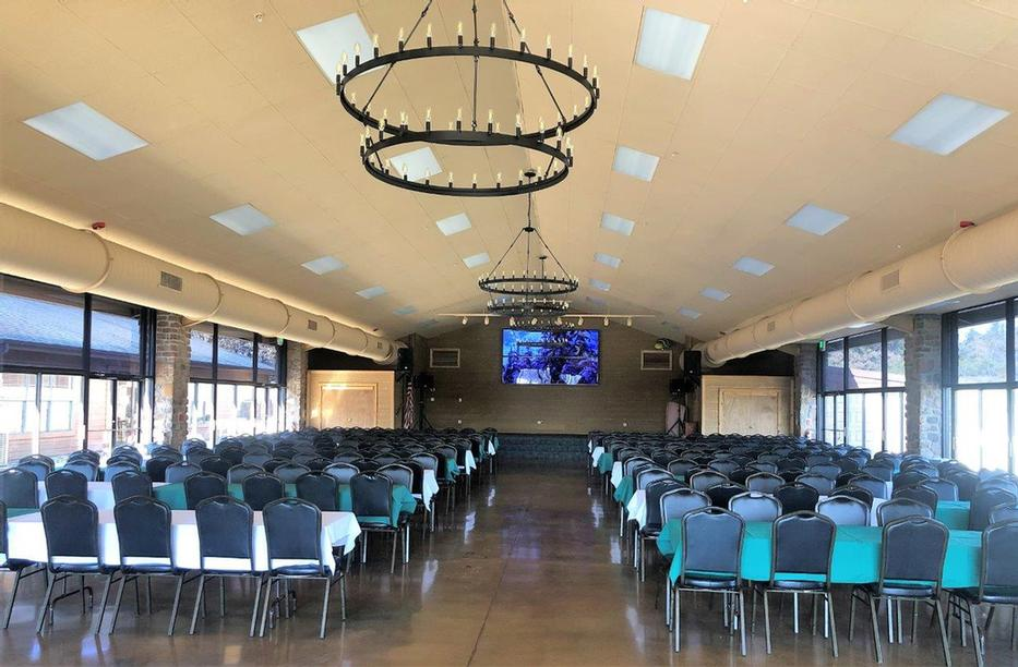 Over 6000 Square Feet Of Meeting Space In Our Grand Pavilion 14 of 16