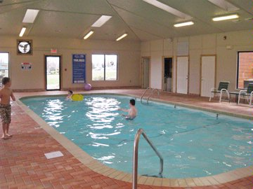 Beautiful Indoor Pool Open Year Round! 7 of 16