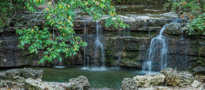 Take A Stroll Down The Nature Trail And Enjoy Our Natural Waterfall! 9 of 16
