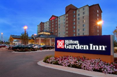 Image of Hilton Garden Inn Chicago O'hare Airport