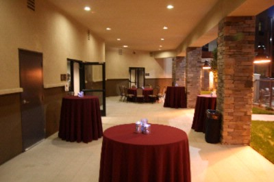 Evening Reception At The Hampton Inn & Suites San Diego/poway 9 of 9