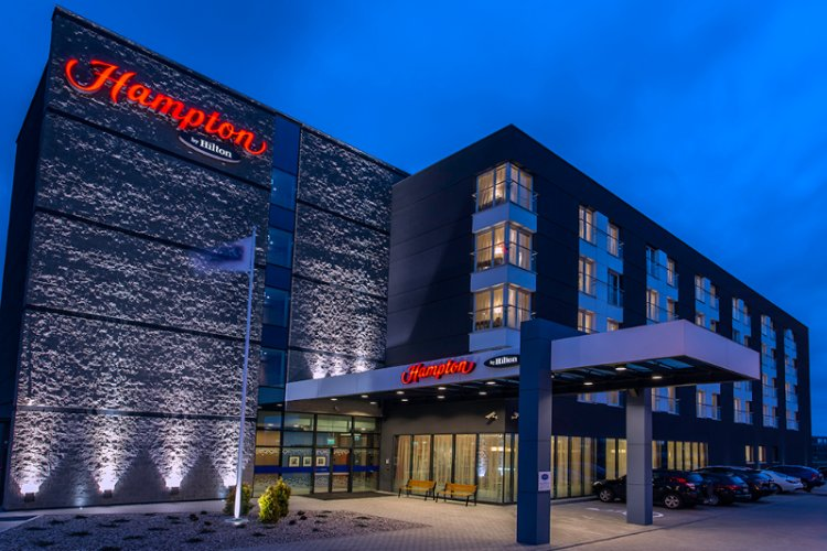 Hampton by Hilton Gdansk Airport 1 of 11