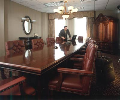 Meeting Rooms: Executive Boardroom 7 of 11