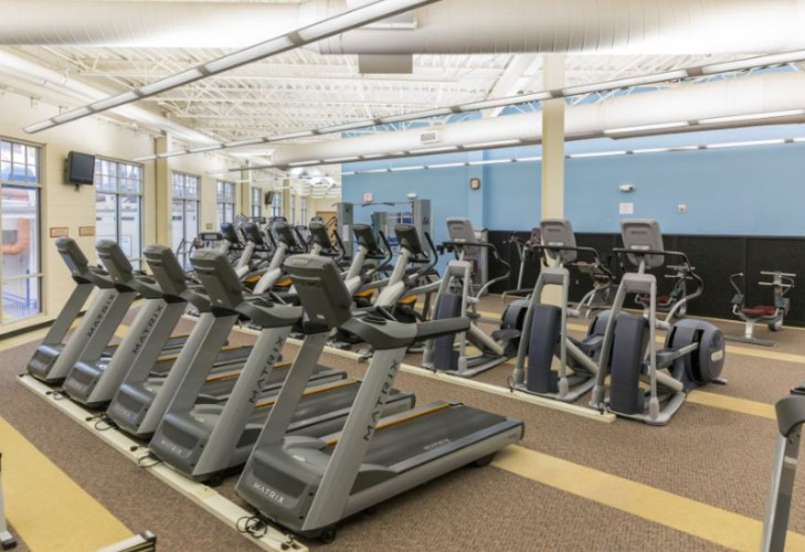 Cardio Center (Included In Rate -Complimentary Shuttle Required) 12 of 13