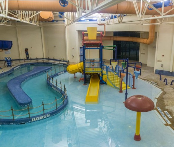 Indoor Pool (Included In Rate -Complimentary Shuttle Required) 10 of 13