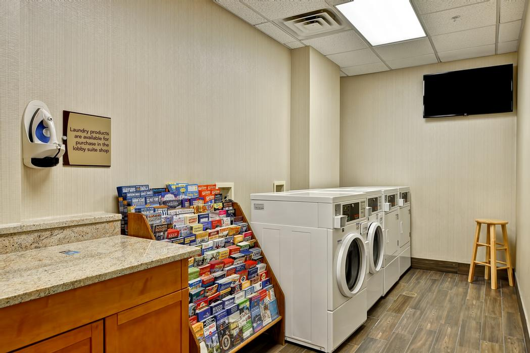 Guest Laundry Facility On-Site Nearby Attractions Rack Brochure For Light Reading 21 of 23