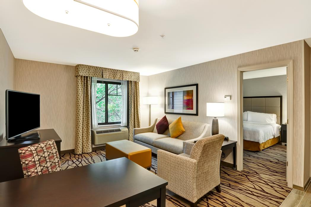 King 1 Bedroom Suites Feature A Separate Bedroom And Kitchenette. 4 of 23