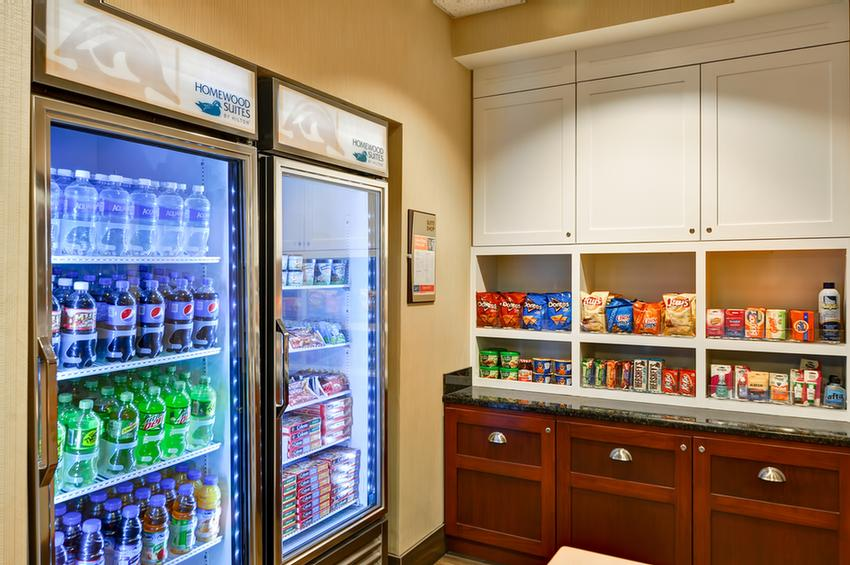 Suite Shop Offers Snacks Beverages Sundries Microwaveable Meals Laundry Items. 9 of 23