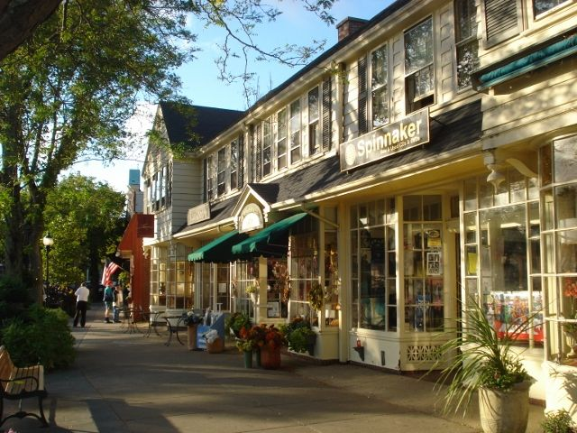 Falmouth Village Main Street 8 of 9