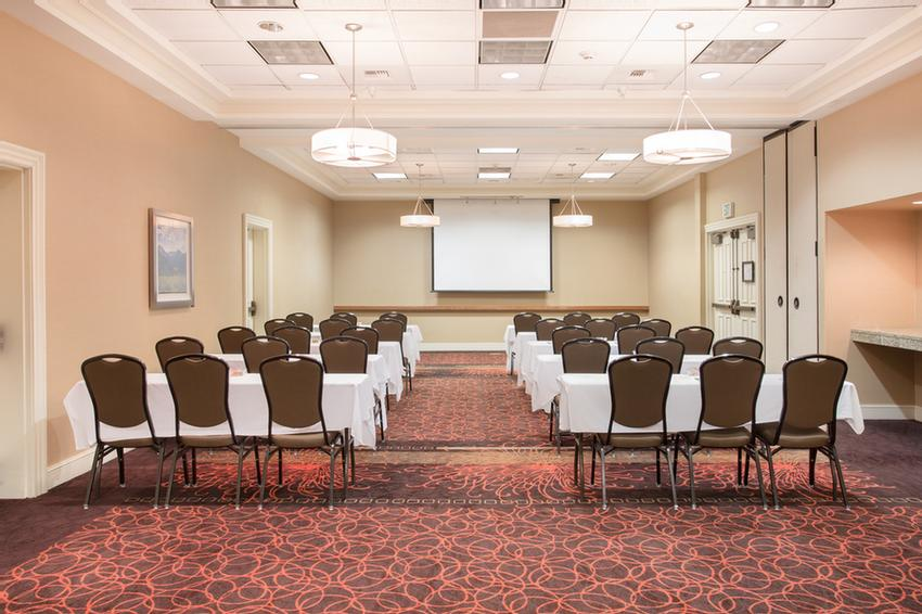 Let Us Help You Plan Your Next Meeting Or Training. Over 2000 Square Feet Of Meeting And Banquet Space. 4 of 4