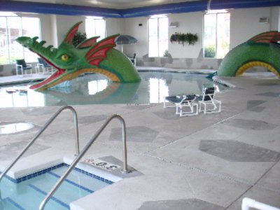 5400 Sq.ft Indoor Water Activity Area 4 of 27