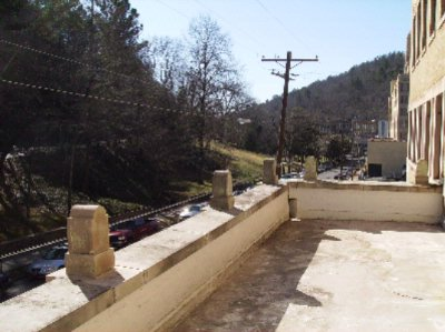 Spectacular View Of Hot Springs National Park From Our Master Suite Veranda 9 of 11