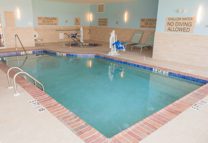 Indoor Heated Pool And Spa 8 of 10