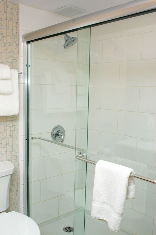 Shower In King Rooms 10 of 11