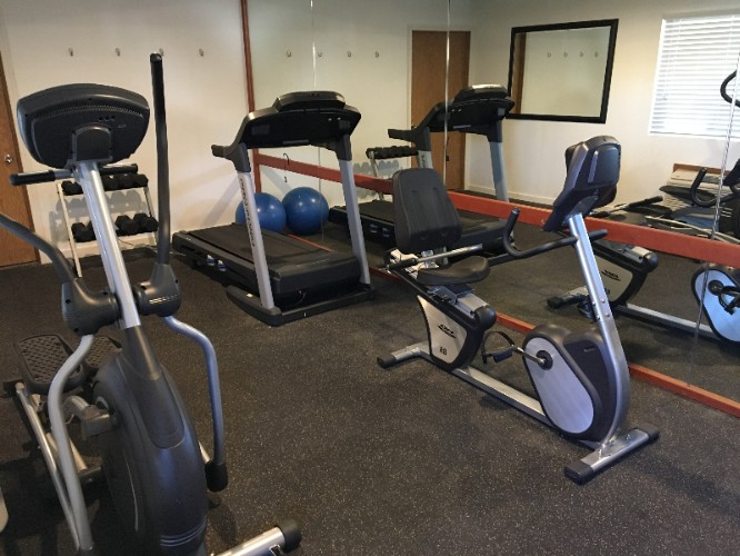 Traveling For Work Or Play Our Fitness Center Is Outfitted With Everything You Need For A Great Workout. 6 of 11