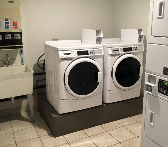 Working Hard On The Road? No Problem Guest Laundry Is Available. 8 of 11