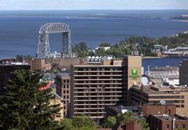Holiday Inn Suites Downtown Duluth 200 West 1st St MN 55802