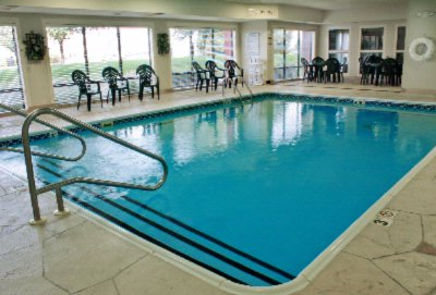 Relax In Our Indoor Heated Pool. 6 of 9