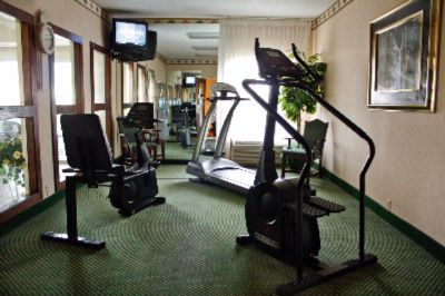 For Those Who Like To Stay Active We Have A Fitness Center. 7 of 9