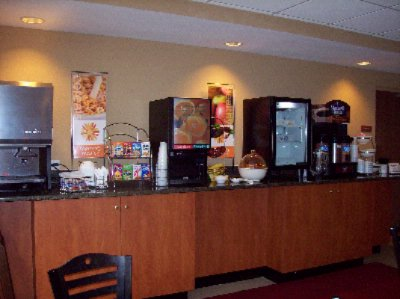 Complimentary Deluxe Continental Breakfast 6 of 6