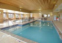 Take A Dip In Our Indoor Heated Pool And Relax In Our Whirlpool! 7 of 10